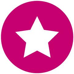 Star magenta