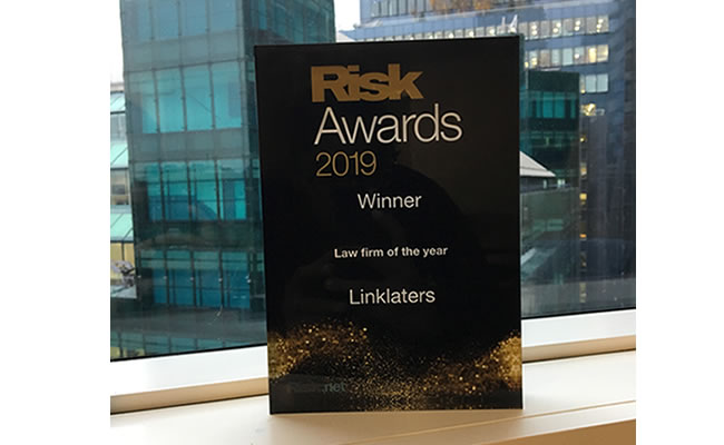 Law Firm of the Year Award