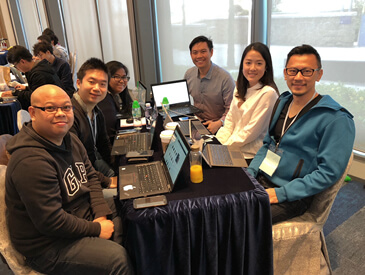 Linklaters takes part in The Hong Kong Law Society's first Access to Justice Hackathon