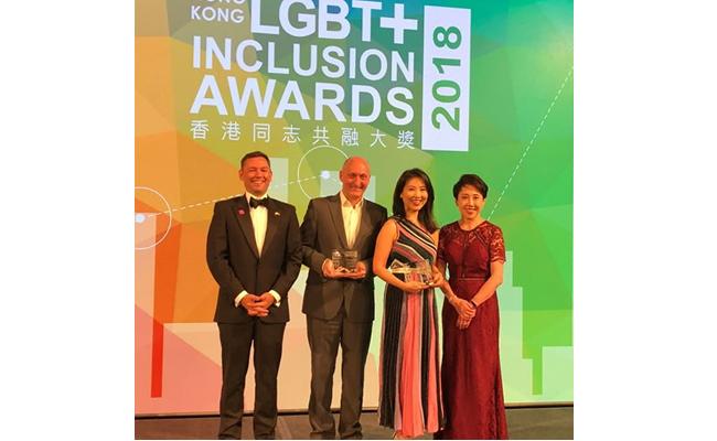 News_Stewart Chippindale wins LGBT Award