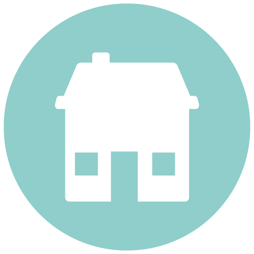 clients with housing issues icon