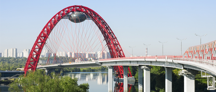 Russian Bridge