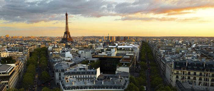 Paris Dusk