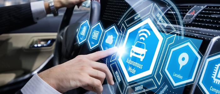 Image of smart car