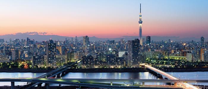 japan cityscape