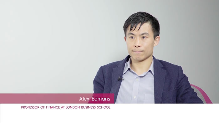 The future of executive pay and long term incentives - Interview with Alex Edmans, London Business School